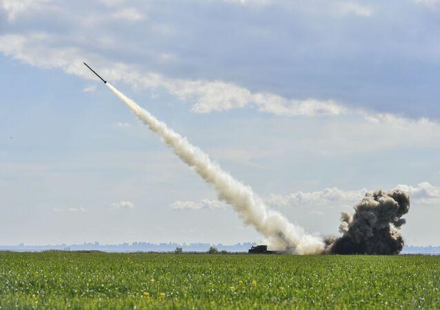 Testy rakiety Olcha