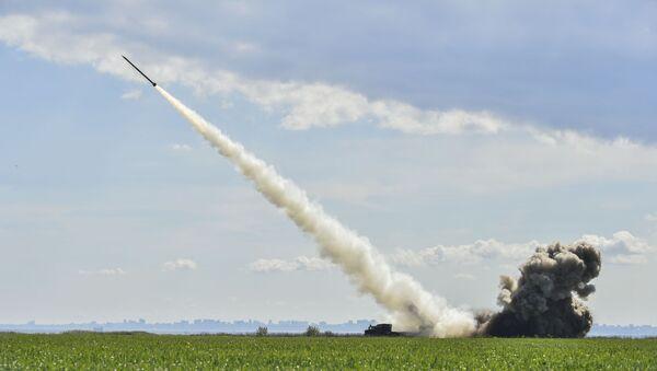 Testy rakiety Olcha - Sputnik Polska