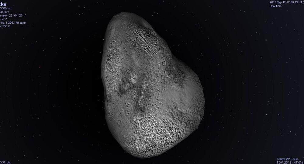 Kometa Enckego