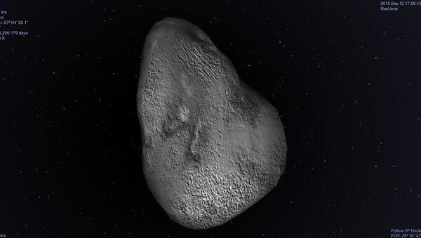 Kometa Enckego - Sputnik Polska