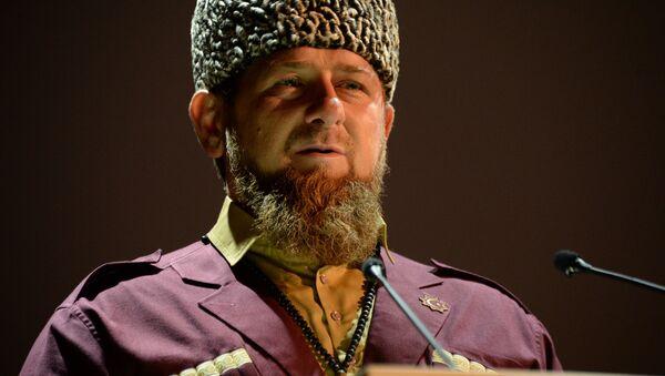 Ramzan Kadyrow - Sputnik Polska