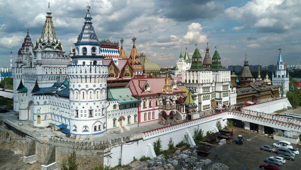 Izmajłowski Kreml - Sputnik Polska