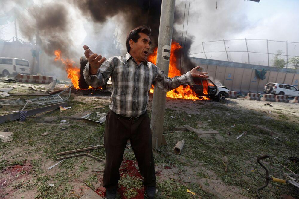 Kolejny zamach w Kabulu