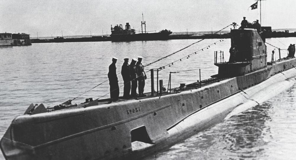 Okręt podwodny typu Szczuka