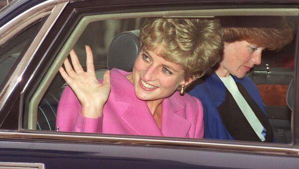 Księżna Diana - Sputnik Polska