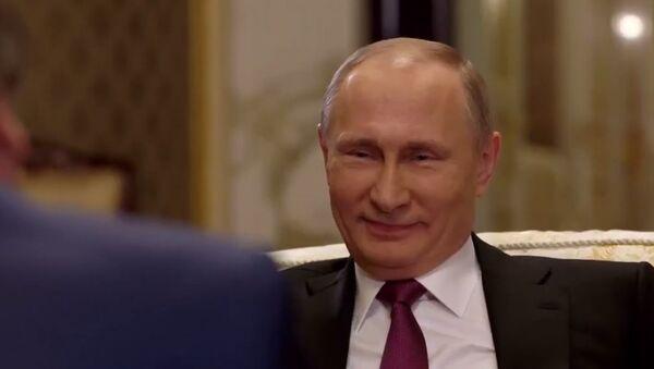 Showtime pokazała zwiastun wywiadu z Putinem - Sputnik Polska