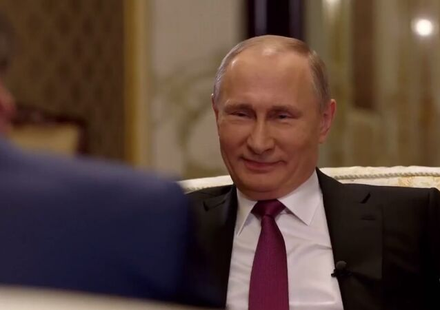 Showtime pokazała zwiastun wywiadu z Putinem
