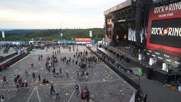Festiwal Rock am Ring - Sputnik Polska