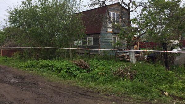 W obwodzie twerskim na zachodzie Rosji pijany mężczyzna zastrzelił z broni myśliwskiej dziewięć osób - Sputnik Polska