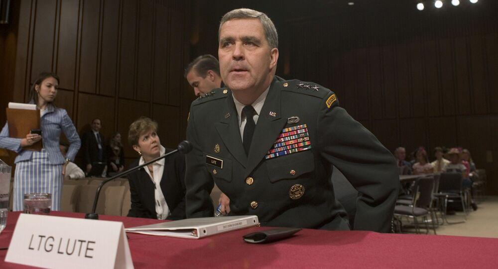Ambasador USA przy NATO Douglas Lute