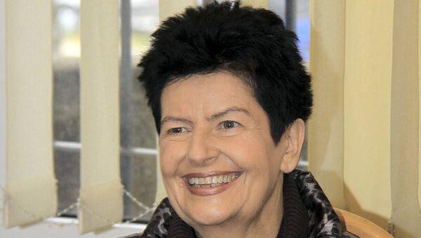 Joanna Senyszyn - Sputnik Polska