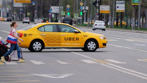 Taxi Uber - Sputnik Polska