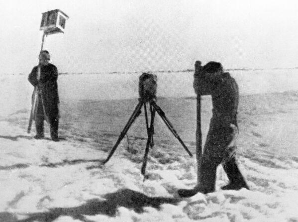 Radziecki Biegun Północny-1 - Sputnik Polska