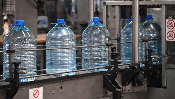 Produkcja wody - Sputnik Polska