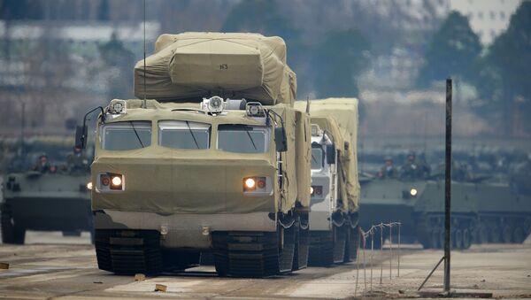 Wyrzutnia Tor-M2 - Sputnik Polska