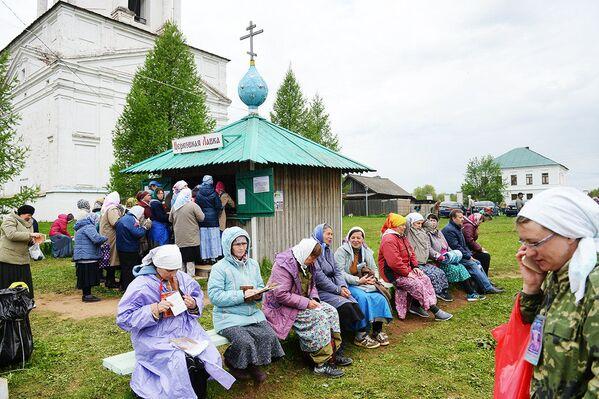 W 2005 roku patriarcha Moskiewski i całej Rusi Aleksy II nadał procesji status pielgrzymki wszechrosyjskiej. - Sputnik Polska