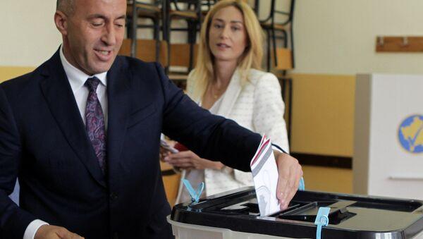 Kosowo wybiera parlament - Sputnik Polska