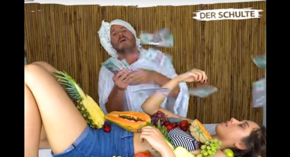Wideo Jak jedzą w różnych krajach rozwścieczyło Turków i Rosjan