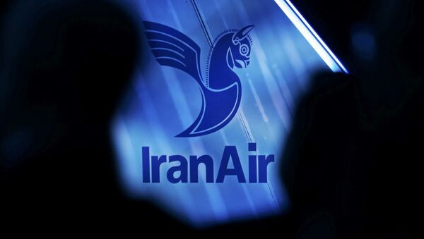 IranAir - Sputnik Polska
