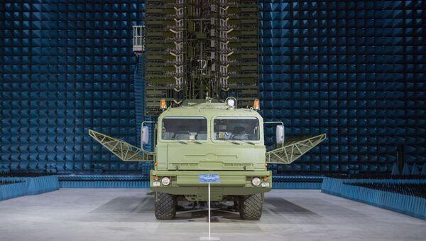Radar Niebo-M - Sputnik Polska