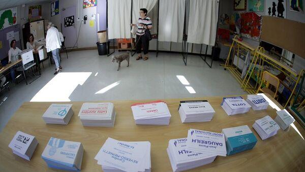 Wybory parlamentarne we Francji - Sputnik Polska