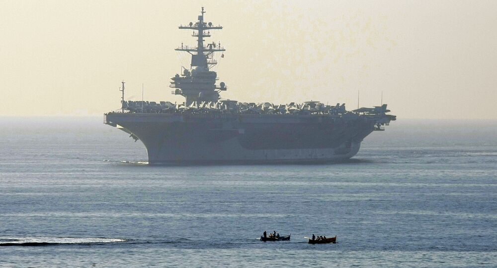 Lotniskowiec USS George H. W. Bush (CVN-77)