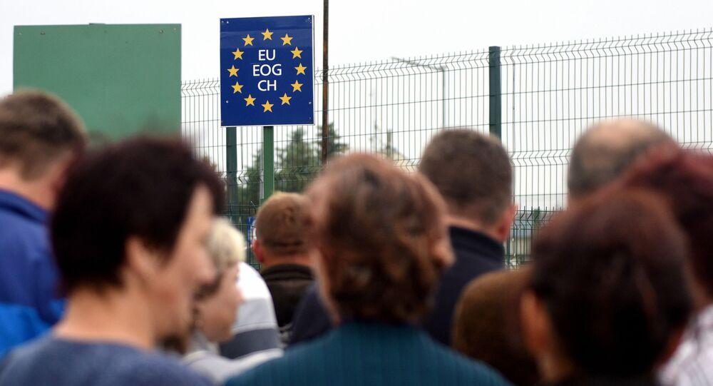 Prawie 3 tys. Ukraińców skorzystało z prawa wjazdu do Polski w ramach obowiązującego od 11 czerwca ruchu bezwizowego