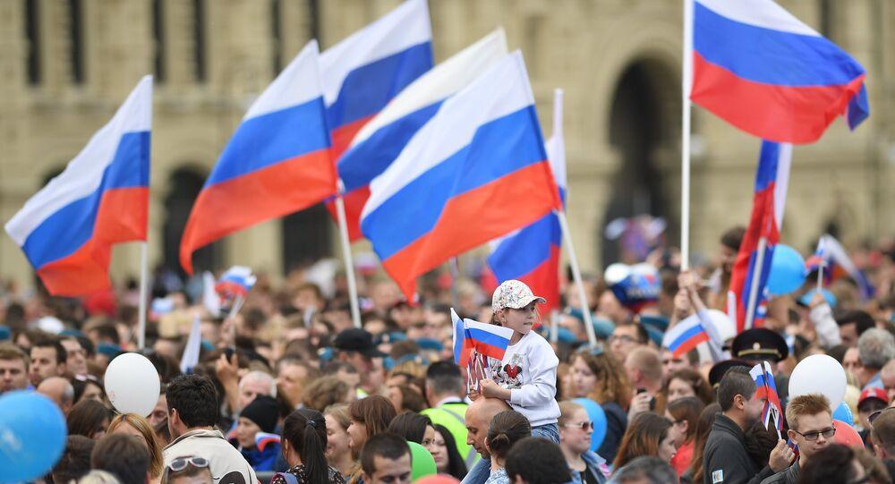 Koncert z okazji Dnia Rosji