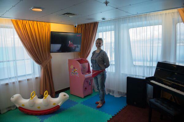 Pokój zabaw dla dzieci - Sputnik Polska