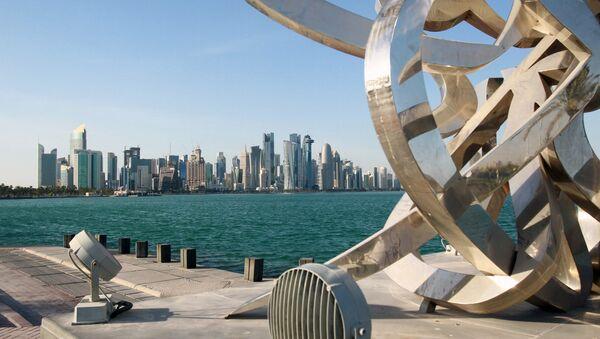 Doha, Katar - Sputnik Polska
