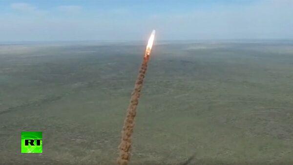 Testy na poligonie Sary-Szagan - Sputnik Polska