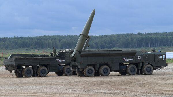 Kompleks rakietowy Iskander - Sputnik Polska