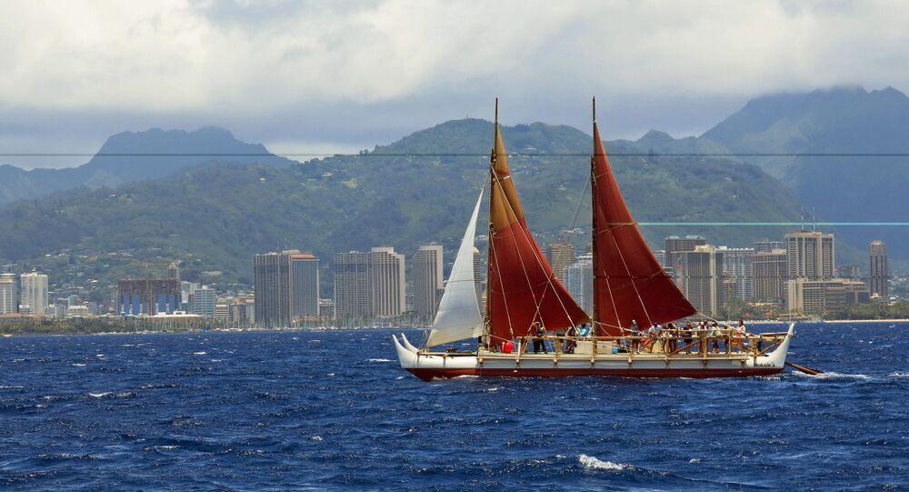 Kanoe Hokulea