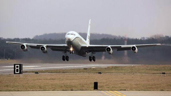 Amerykański samolot zwiadowczy OS-135B Open Skies - Sputnik Polska