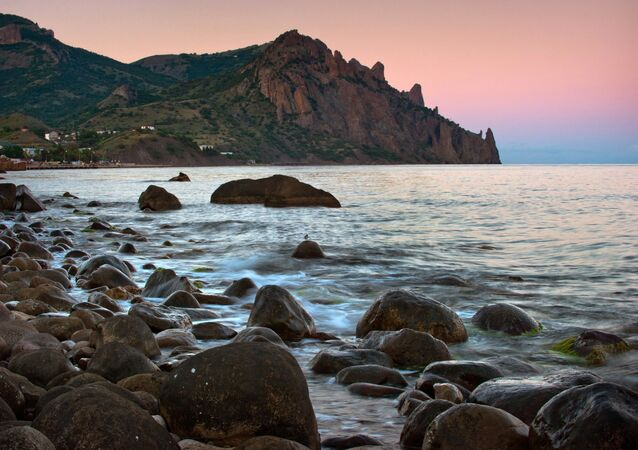Rezerwat karadagański na Krymie