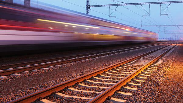 Kraje bałtyckie, Polska i Finlandia w 2018 roku rozpoczną budowę transeuropejskiej linii kolejowej Rail Baltica - Sputnik Polska