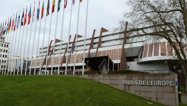 Budynek PACE - Sputnik Polska
