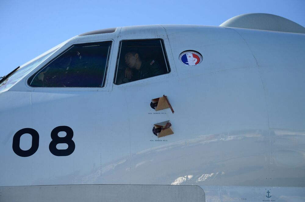 Chiński samolot transportowy