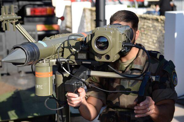 Francuski system obrony przeciwrakietowej - Sputnik Polska