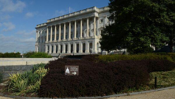 Kapitol Stanów Zjednoczonych w Waszyngtonie - Sputnik Polska