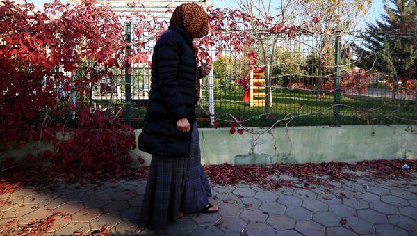 Jazydka, która trafiła do niewoli seksualnej zakazanej w Rosji grupy Daesh - Sputnik Polska
