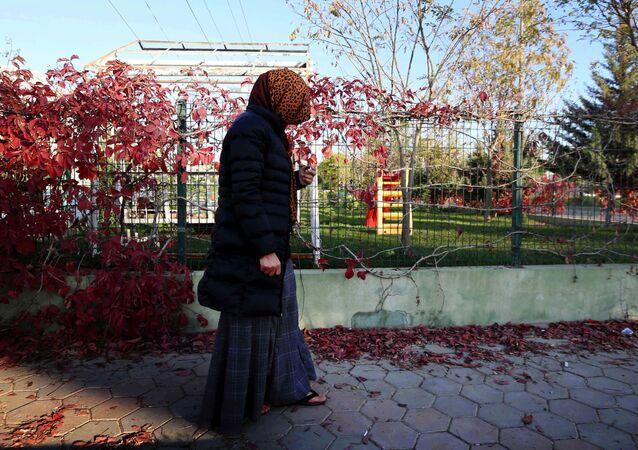 Jazydka, która trafiła do niewoli seksualnej zakazanej w Rosji grupy Daesh