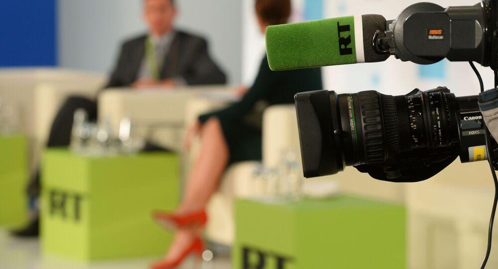 Konferencja RT Informacje, polityka, media: budowa nowego porządku światowego