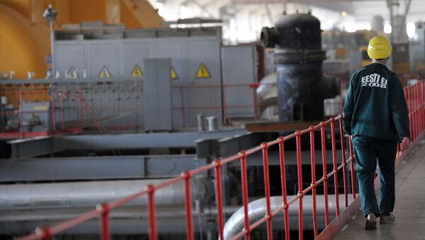 Zakład należący do koncernu energetycznego Eesti Energia - Sputnik Polska