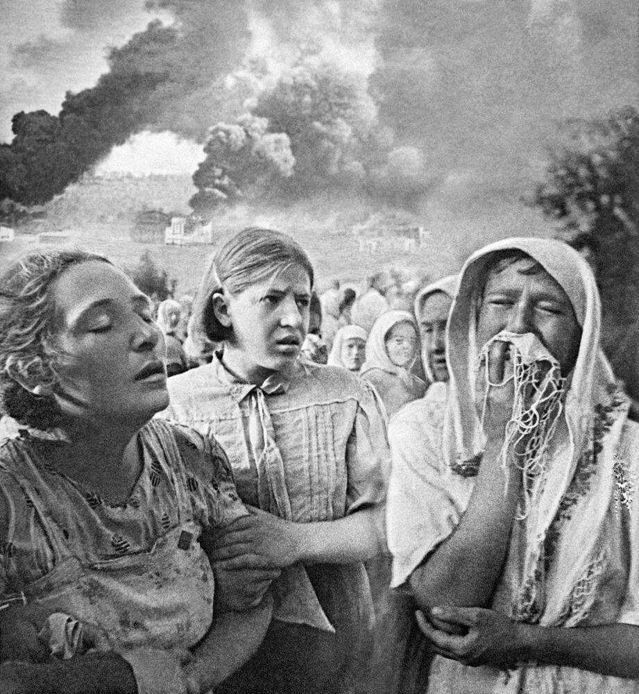 Pierwsze dni Wielkiej Wojny Ojczyźnianej w Kijowie, 23 czerwca 1941 r.
