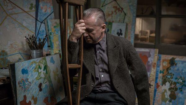 Kadr z filmu Andrzeja Wajdy Powidoki - Sputnik Polska