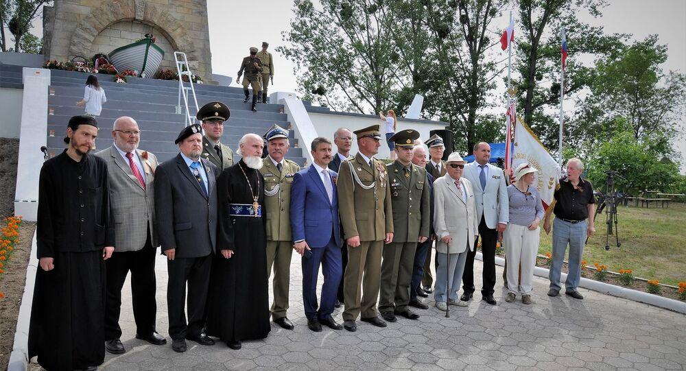 Uroczystość w Mikolinie, 22.06.2017 r.