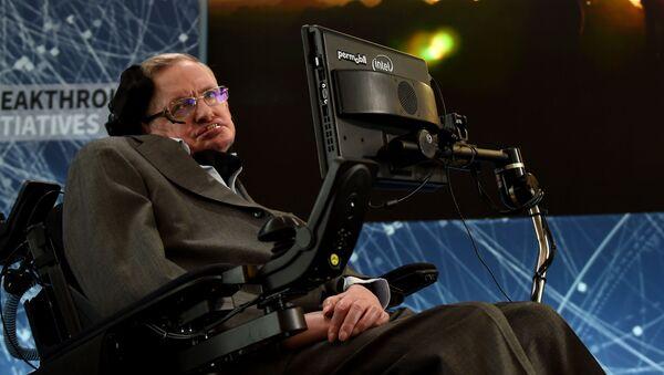 Steven Hawking - Sputnik Polska