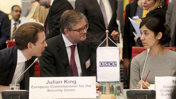 Konferencja OBWE w Wiedniu - Sputnik Polska