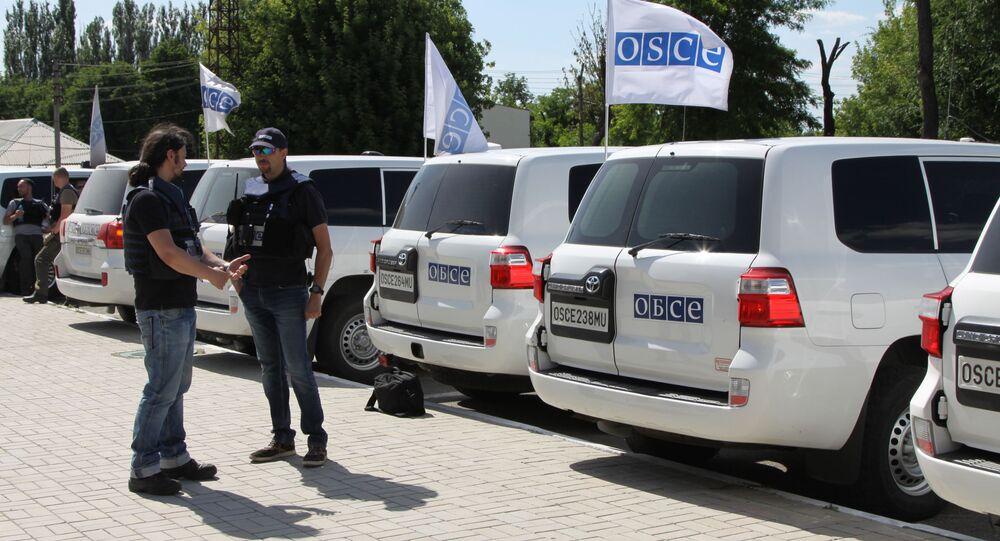 Misja OBWE w obwodzie donieckim